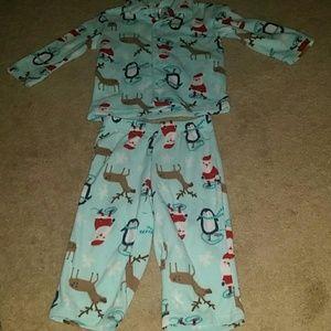 Gymboree pajama said 12 to 18 months
